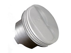 Compression Ratio Calico Coated Piston