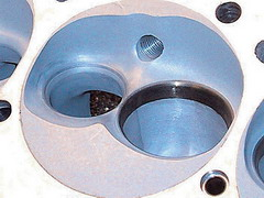 Compression Ration Cylinder Head