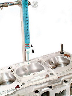 Compression Ratio Cc Head Kit